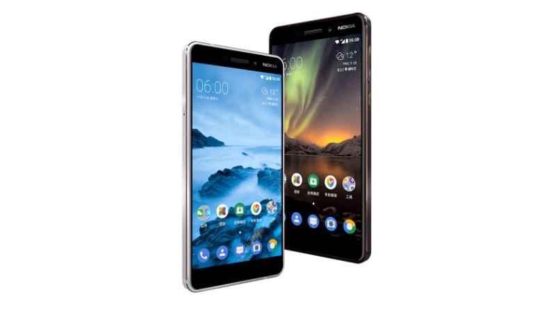 Nokia 6 (2018) और Nokia 7 को मिल रहा है एंड्रॉयड 8.0 ओरियो अपडेट