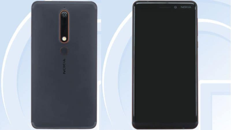 Nokia 6 (2018) Launch Date Teased by Chinese Retailer, TENAA Listing Details Key Specifications
