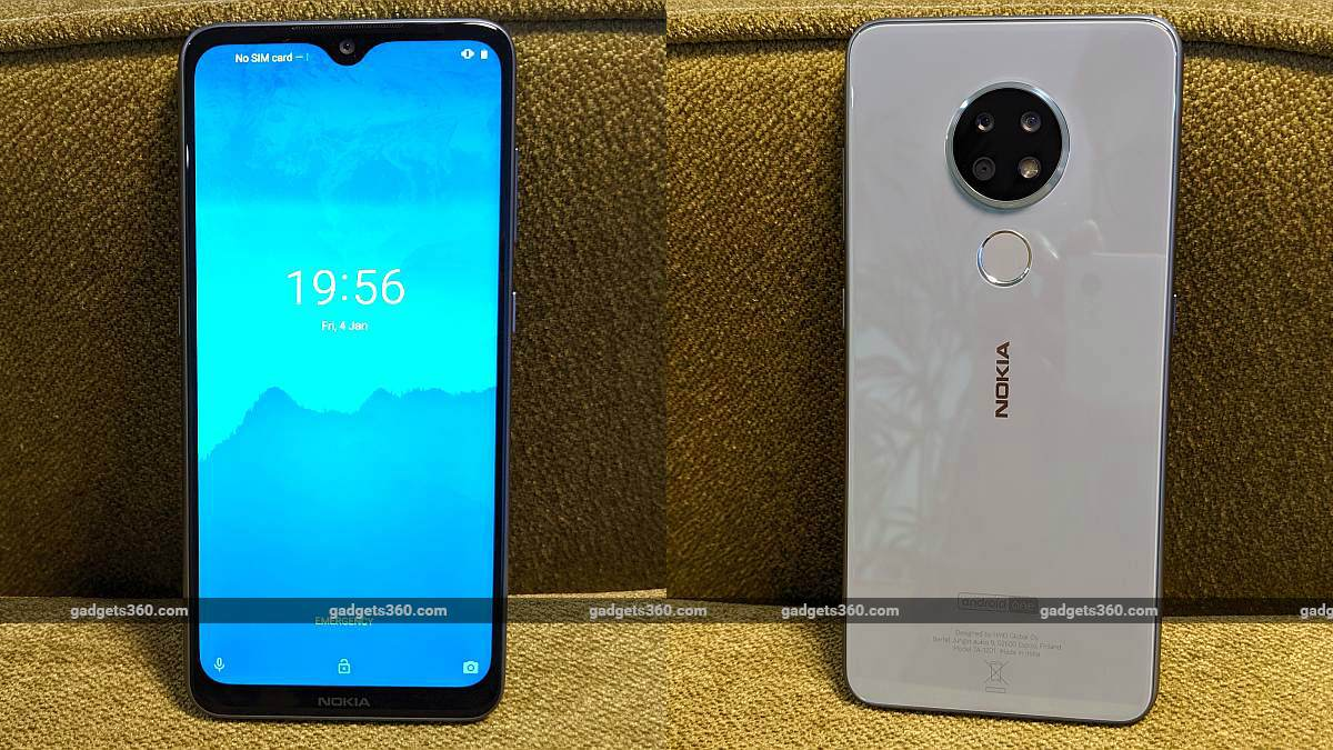 Nokia 6.2, Nokia 7.2 Price in India Cut, Now Starts at Rs. 12,499