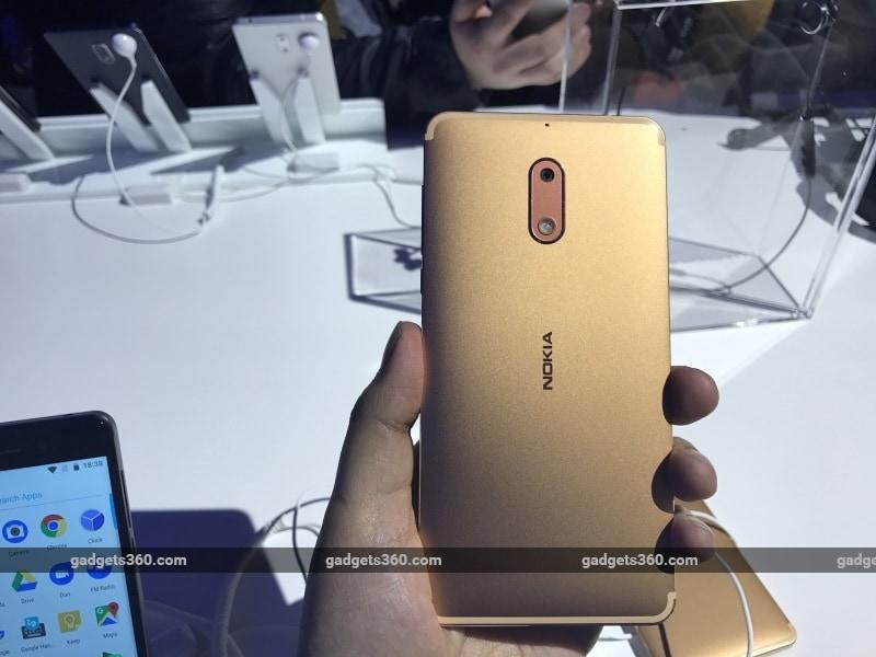 nokia 6 back gadgets360 Nokia 6