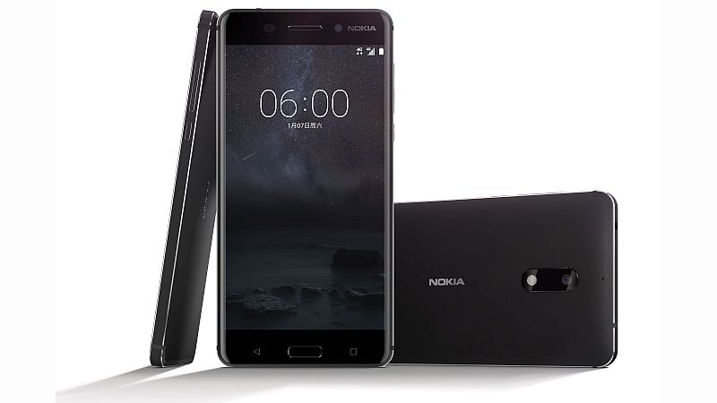 Nokia 6 (2018) receives Android Oreo update at first boot