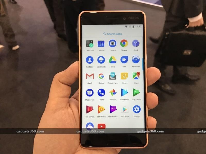 nokia 6 front gadgets360 Nokia 6