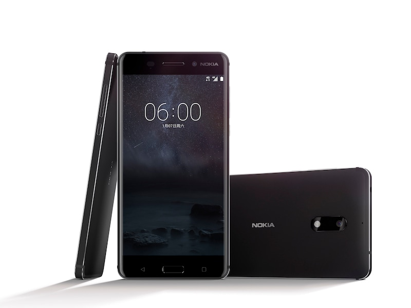 Nokia 6 Is HMD Global's Android 7.0 Phone With 5.5-Inch Display, 4GB of RAM, 16-Megapixel Camera