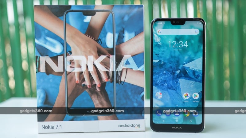 Nokia 7.1 Launched in India at a Price of Rs. 19,999, Goes on Sale December 7