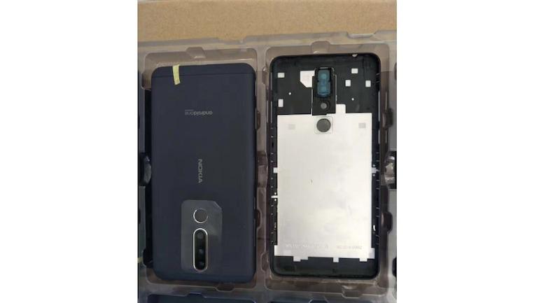 Nokia 7.1 Plus की तस्वीरें लीक, डिज़ाइन और कैमरा सेटअप की मिली झलक