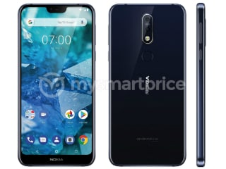 Nokia 7.1 Plus With Display Notch Leaked Ahead of HMD Global's October 4 Event