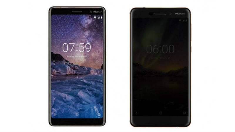 Nokia 7 Plus, Nokia 6 (2018) Now Receiving Update With 4G Support for Second SIM, May Android Update