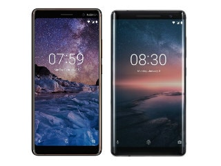 Nokia 7 Plus, Nokia 8 Sirocco Now Available in India: Price, Specifications