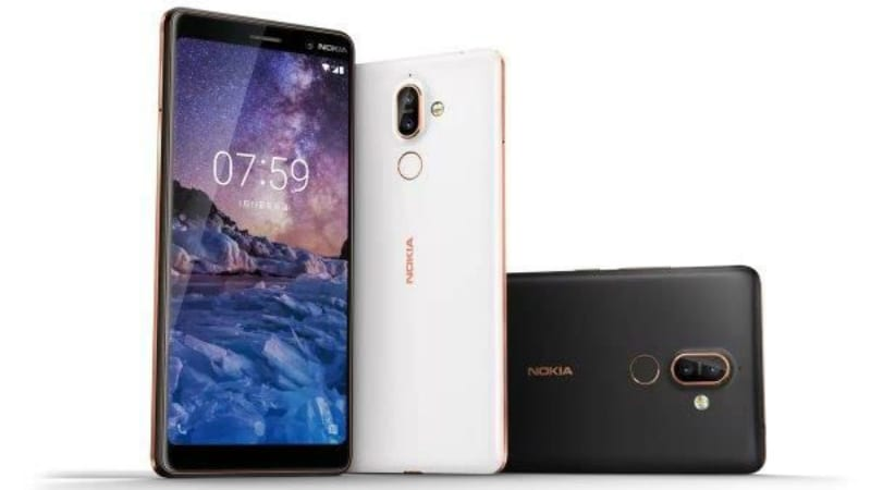 Nokia 7 Plus Gets Leaked in Fresh Round of Press Renders From China