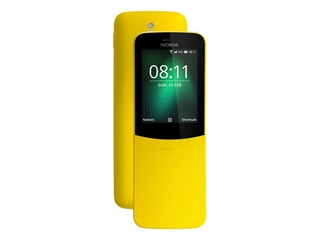 Nokia 8110 4G 'Banana Phone' Goes on Sale in India