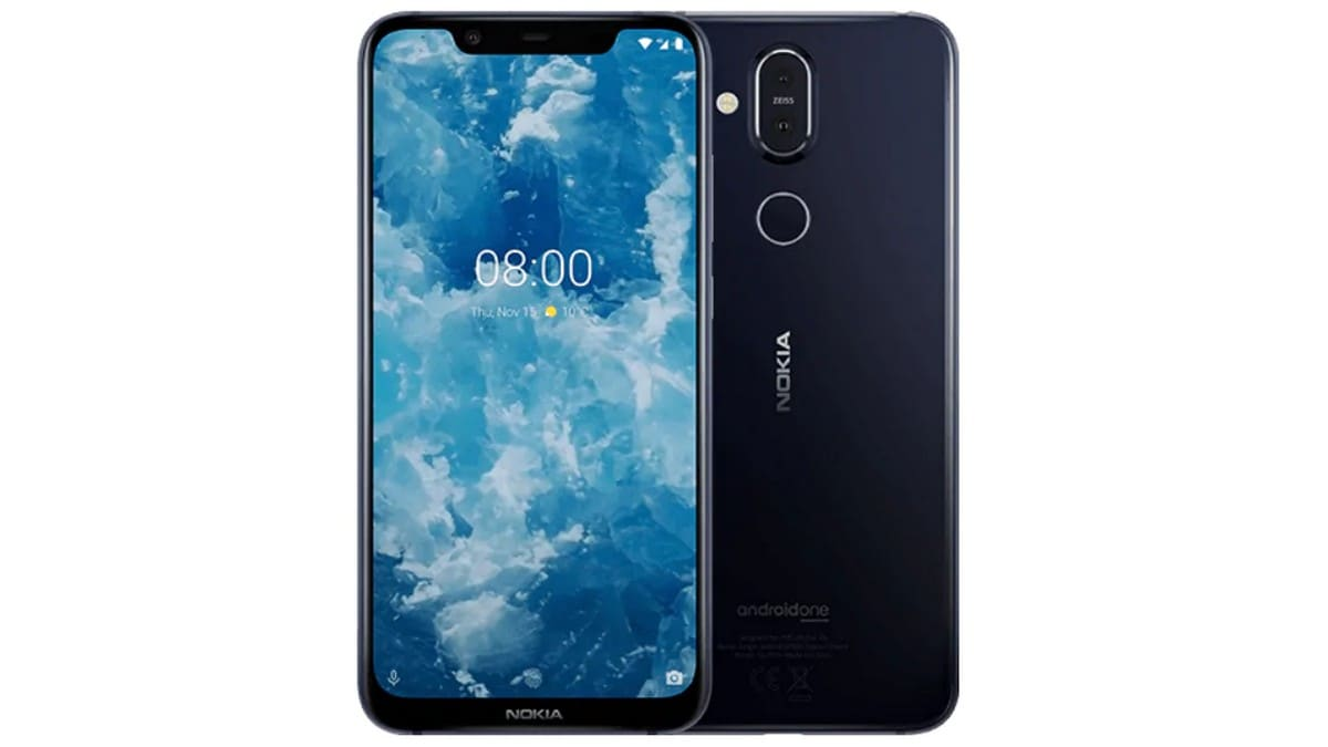 Nokia 8.1 Price in India Cut, Now Starts at Rs. 19,999