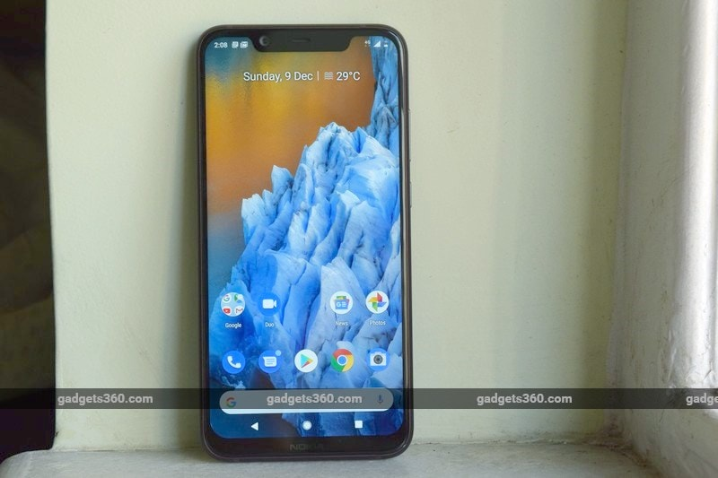 Nokia 8.1 to Go on Sale in India for the First Time Today, via Amazon India