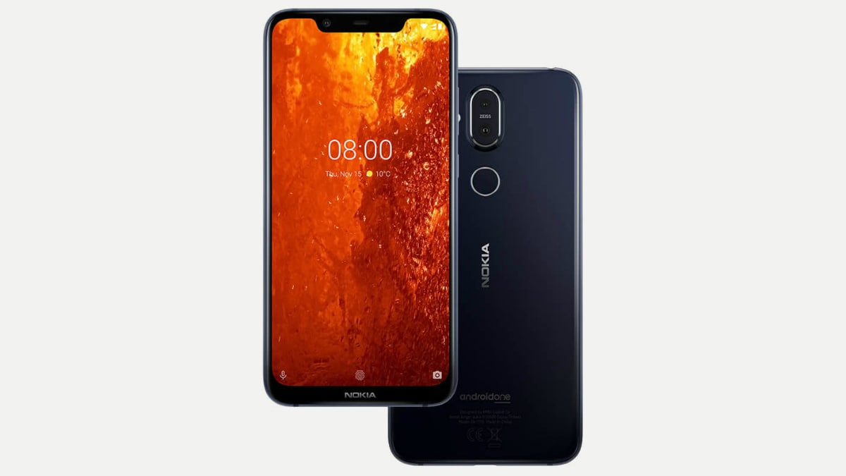 Nokia 8.1, Nokia 7.1, Nokia 8 Sirocco, and More Get Up to Rs. 6,000 Discount in Nokia Phones Fan Festival