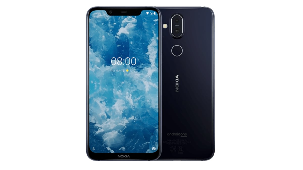 Nokia 8.1, Nokia 7.1, Nokia 6.1, Nokia 8 Sirocco Get Discounts Up to Rs. 6,000 in India Again