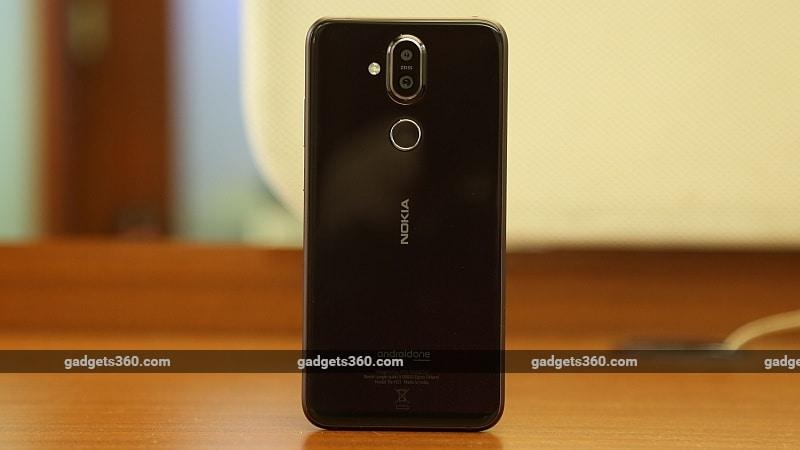 nokia 8 1 back gadgets 360 nokia