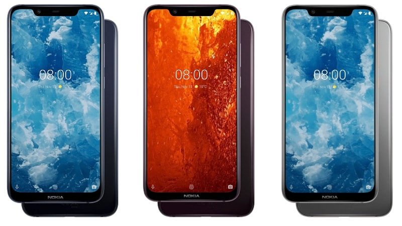 0a263c5eb Nokia 8.1 India Launch Set for Today