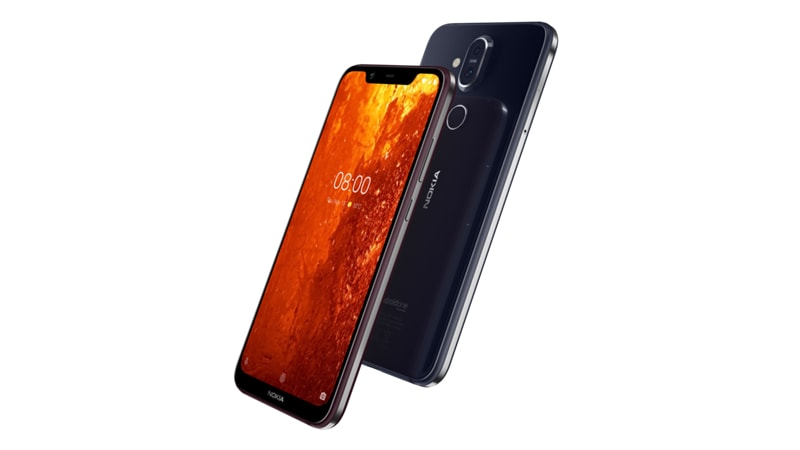 Nokia 8.1 With 6.18-Inch HDR Display, Android 9 Pie, and Snapdragon 710 SoC Launched: Price, Specifications