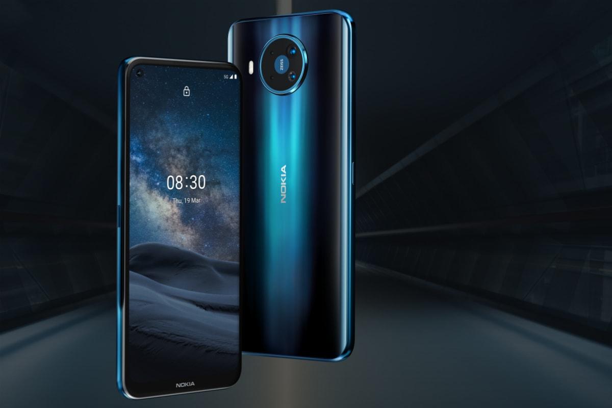 Nokia 8.3 5G, Nokia 5.3 और Nokia 1.3 स्मार्टफोन लॉन्च, जानें इनके बारे में