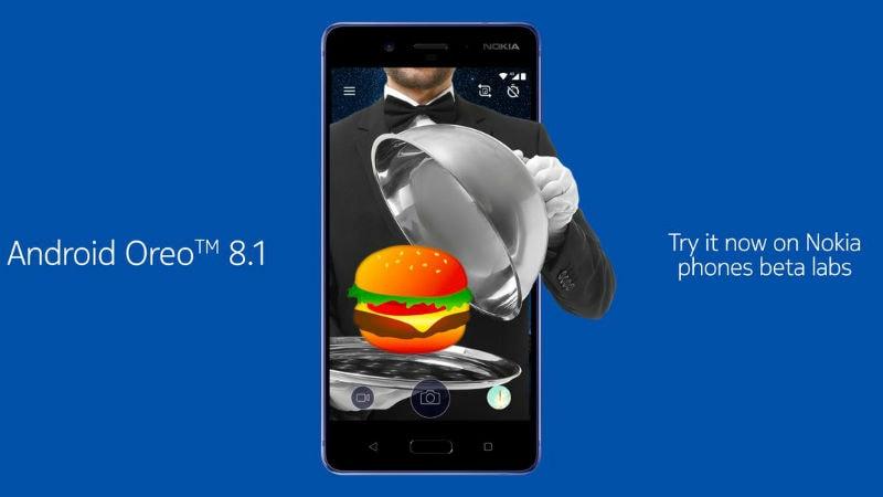 Nokia 8 को एंड्रॉयड 8.1 ओरियो बीटा अपडेट मिलना शुरू