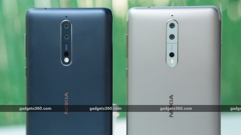 nokia 8 back Nokia 8 Colours