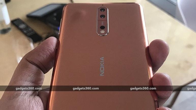 Nokia 8 को एंड्रॉयड पाई अपडेट मिलने में होगी देरी