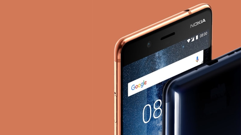 Nokia 8 to take on iPhone and Galaxy smartphones — WATCH