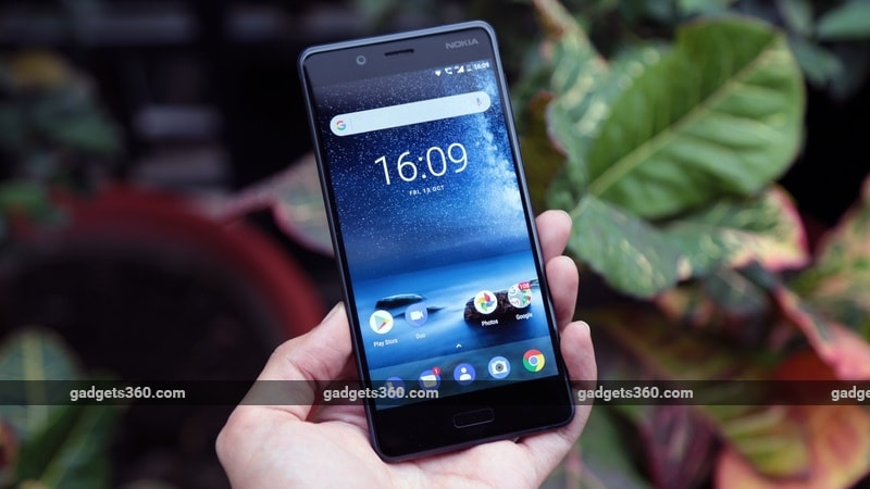 Nokia 8 Android 9.0 Pie Rollout Begins in India, HMD Global's Juho Sarvikas Confirms