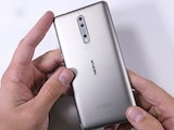Nokia 8 Survives Torture Test, Performs Impressively in Bend Test
