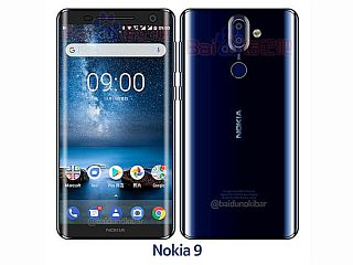 Nokia 9, Nokia 8 Pro Flagship Phones With Snapdragon 845 SoC Expected to Launch in 2018: Report