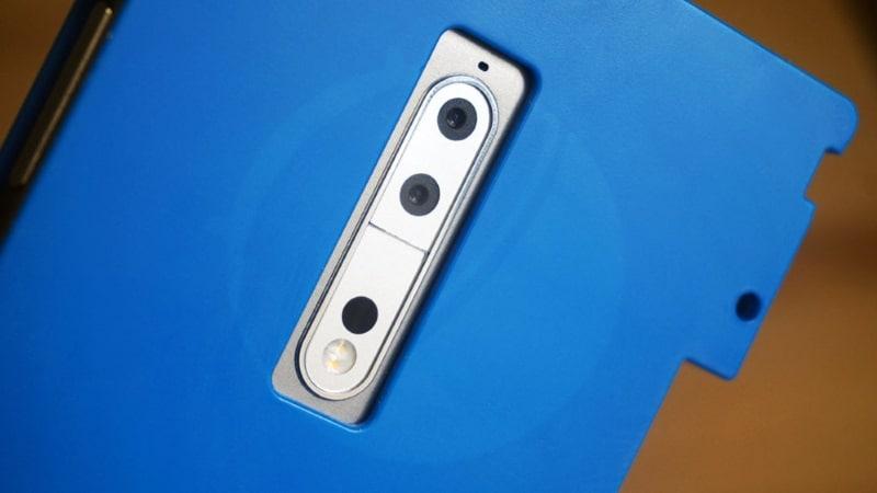 Nokia 9 के 6 जीबी रैम वेरिएंट के बारे में पता चला