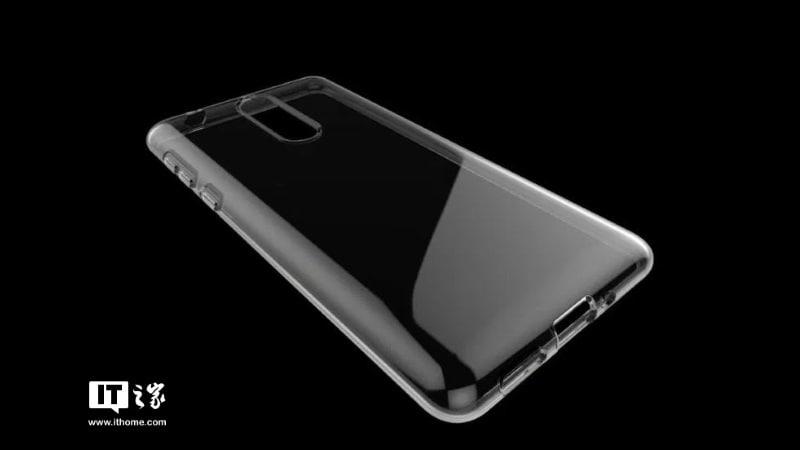 Nokia 9 Leaked Case Images Show Vertical Dual Camera Setup, Curved Design