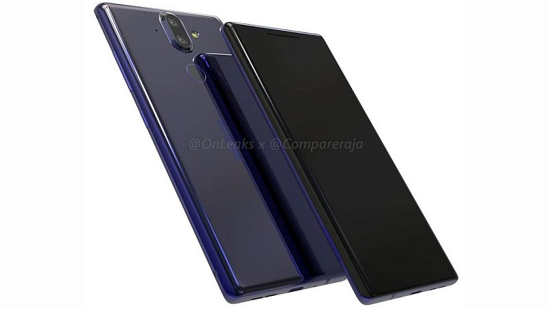 Nokia 9 Renders Surface on the Internet, Tipped to Ditch 3.5mm Headphone Jack