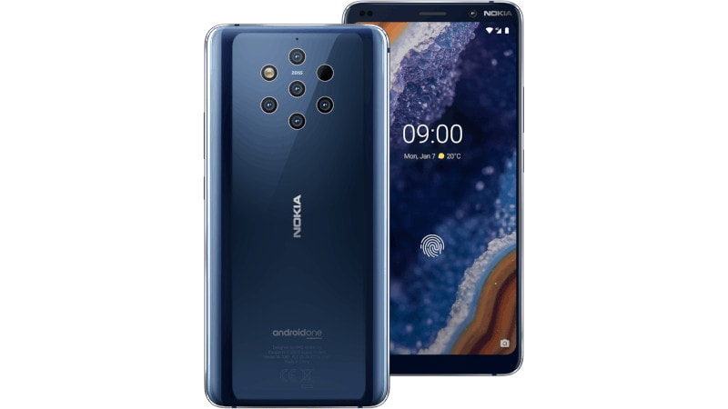 Nokia 9 Users Report In-Display Fingerprint Sensor Issue, HMD Global Investigating