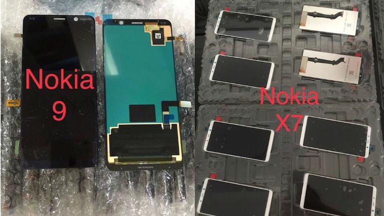 Nokia 9 और Nokia X7 की तस्वीरें लीक, इनमें नहीं होगा नॉच वाला डिस्प्ले