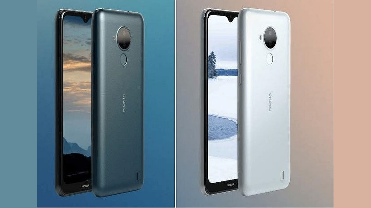 Best Mobile  6,000mAh battery to be equipped with Nokia C30, renders and specifications leaked!