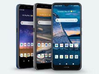 Nokia ने लॉन्च किए तीन किफायती स्मार्टफोन, ये हैं खूबियां