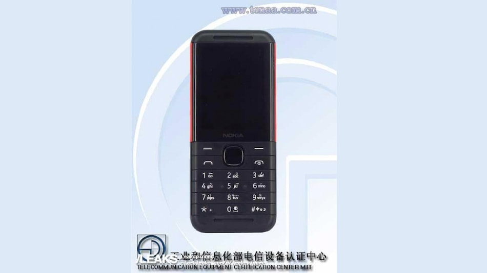 Nokia Feature Phone Pops Up on TENAA Listing, Bears Resemblance to XpressMusic Series