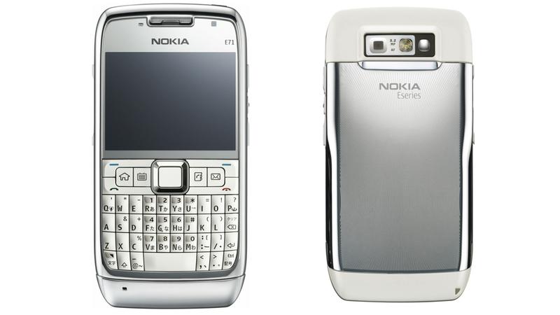 nokia e71 full Nokia E71