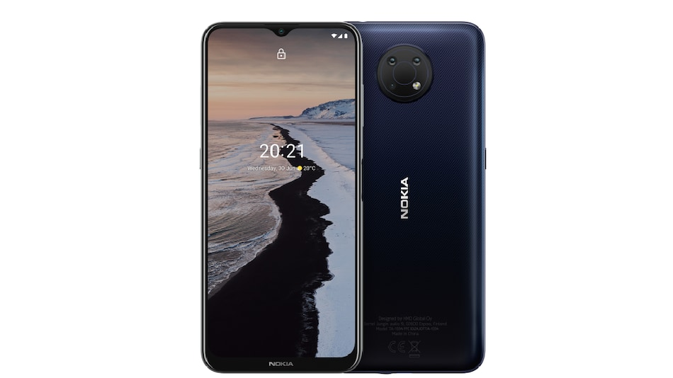 Nokia G10 With Triple Rear Cameras Launched in India: Price, Specifications, Offers