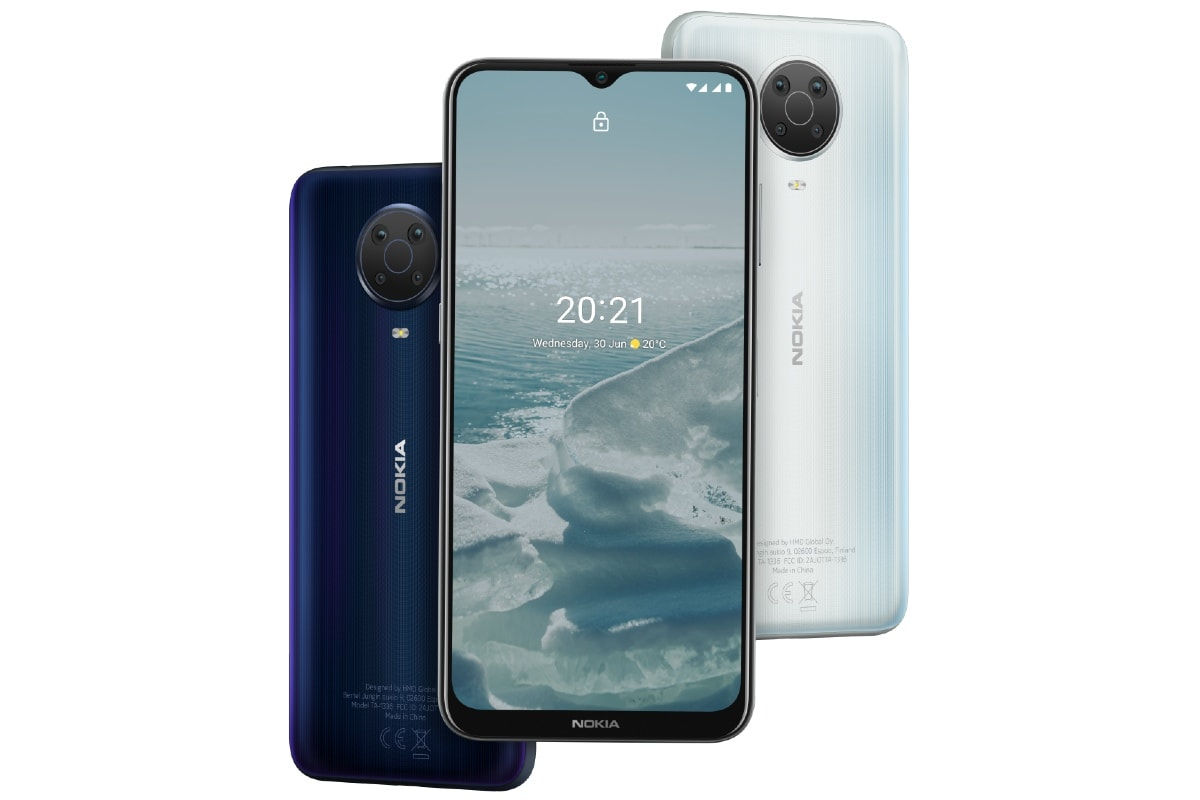 , Nokia C10, Nokia C20, Nokia G10, Nokia G20, Nokia X10, Nokia X20 Phones Launched: Price, Specifications