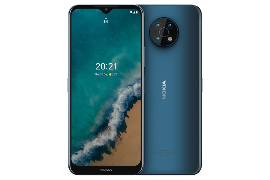 Nokia G50 With Triple Rear Cameras, Snapdragon 480 SoC Launched: Price, Specifications