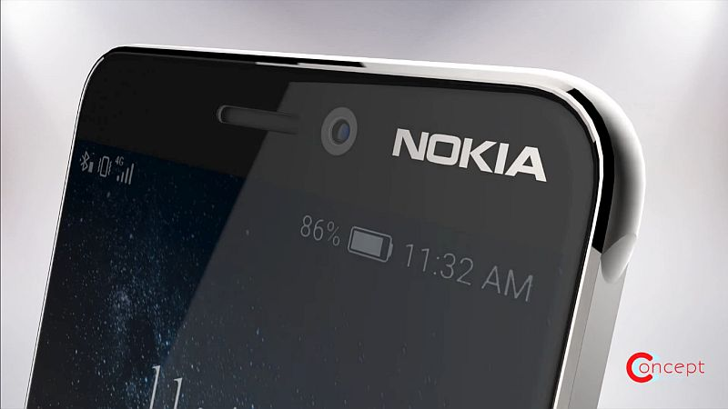 Nokia P1 Concept Render Video Highlights Flagship Nokia Android Phone's Design