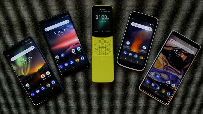 Nokia Now Selling Smartphones, Accessories in India via Official Site