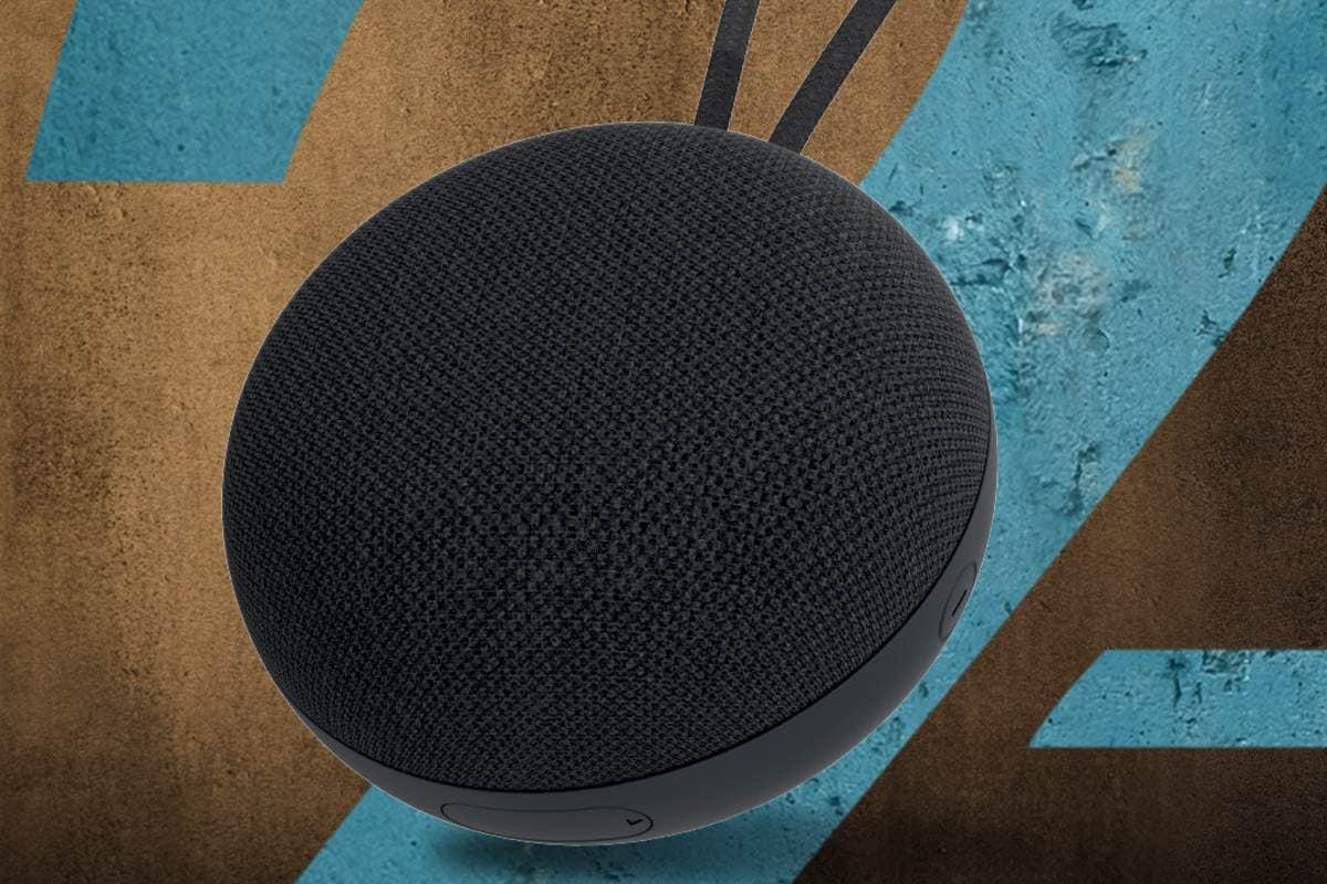 nokia portable wireless speaker image Nokia Portable Wireless Speaker