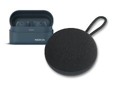 Nokia Power Earbuds Lite और Nokia Portable Wireless Speaker लॉन्च, इन खूबियों से हैं लैस