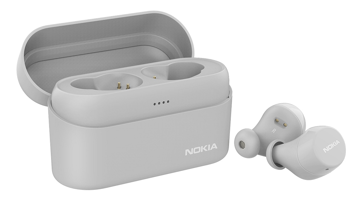 Nokia Power Earbuds With 150 Hours Total Battery Life and IPX7 Water Resistance Launched at IFA 2019