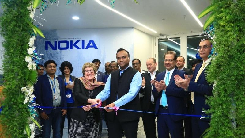 Nokia Expands Bengaluru R&D Centre to Develop 5G Mobile Technology