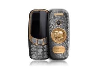 Nokia 3310 Luxury 'Putin-Trump Summit' Edition Launched at $2,468