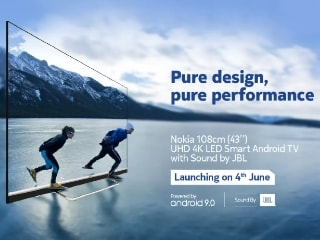 Nokia Smart TV 43-Inch Model to Launch in India Today: Expected Price, Specifications, More