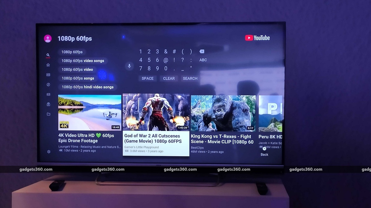 Nokia Smart TV With 55-Inch 4K UHD Screen, JBL Audio Technology Launched by Flipkart in India